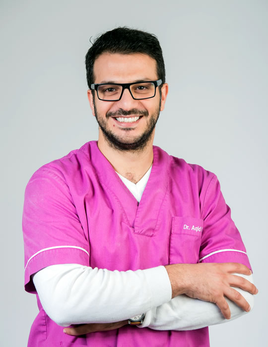 Dr Aqid Yaghi